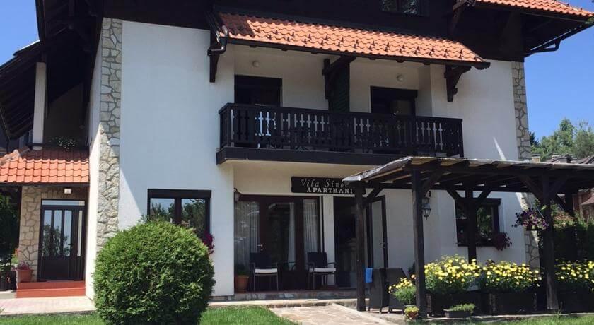 online rezervacije Apartment Villa Simovic