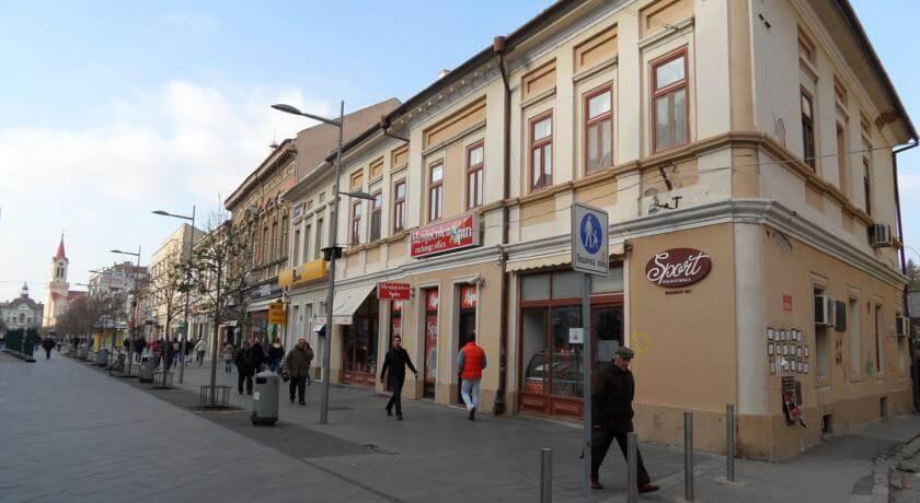 online rezervacije Apartment Zrenjanin