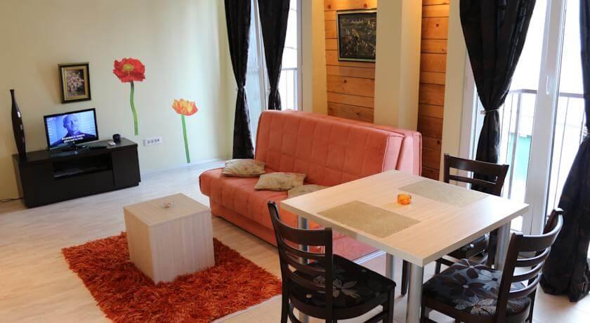 online rezervacije Apartments Agape Downtown