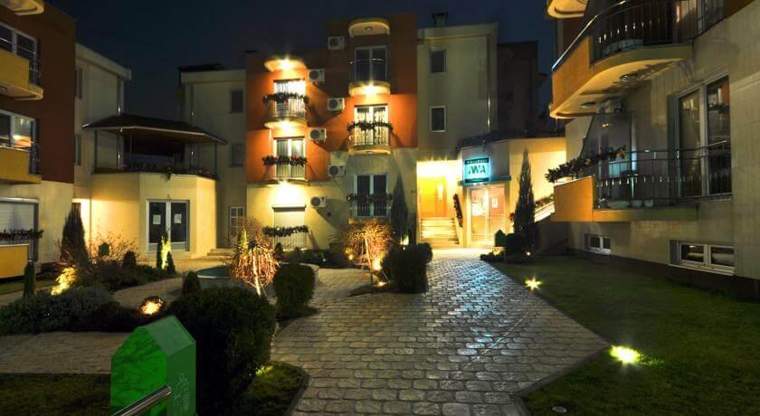 online rezervacije Apartments Iwa Centar