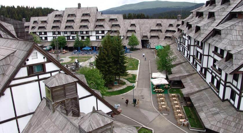 online rezervacije Apartments Konaci