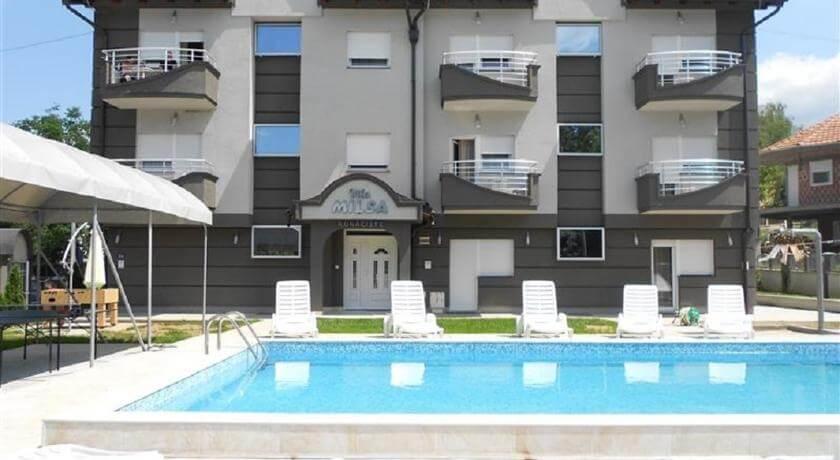 online rezervacije Apartments Milsa Lux