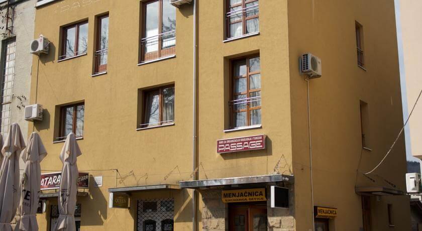 online rezervacije Apartments Passage