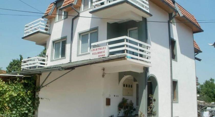 online rezervacije Apartments Veljković