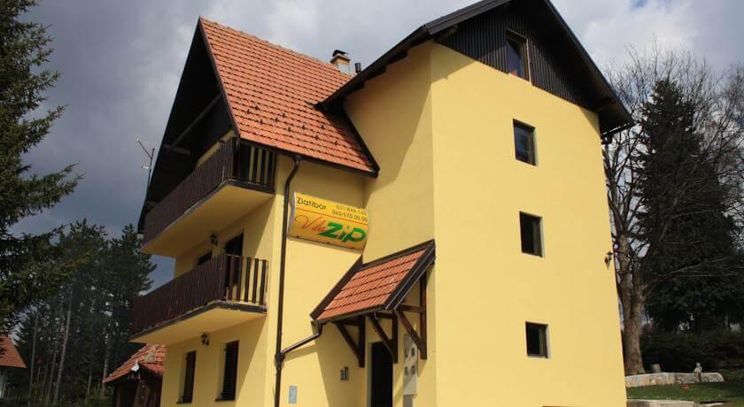 online rezervacije Apartments Vila Zip