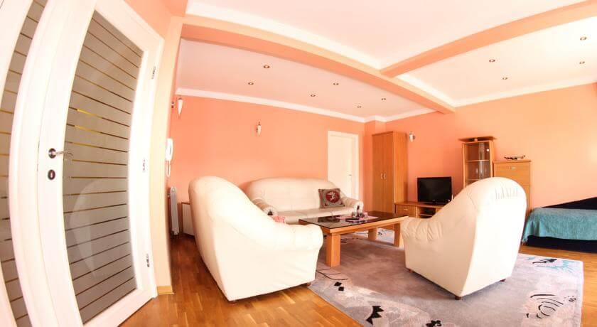 online rezervacije Apartments Villa Rosa Belgrade