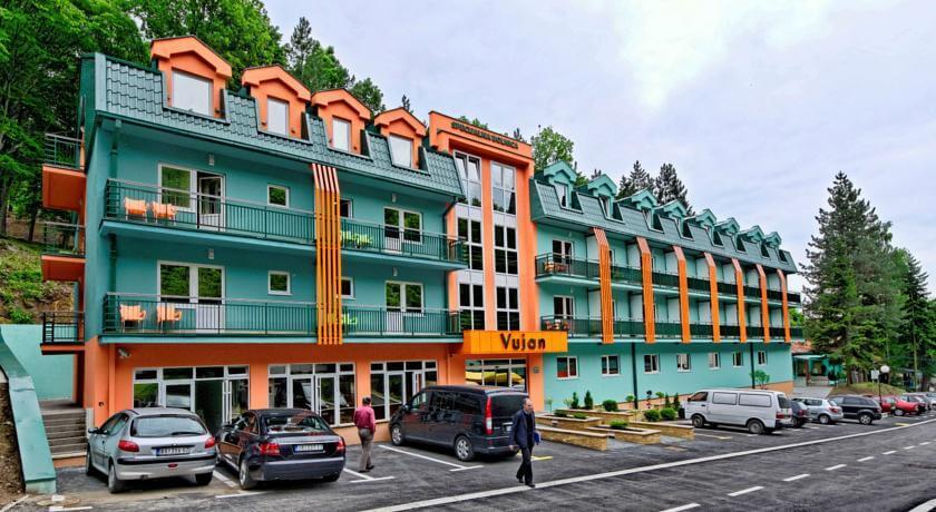 online rezervacije Atomic Spa and Rehabilitation Center Vujan