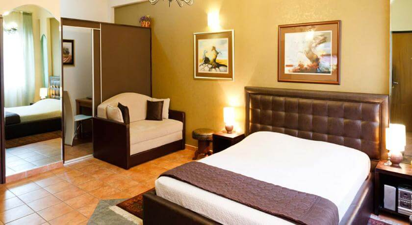 online rezervacije Basco Knez Mihailova Apartments