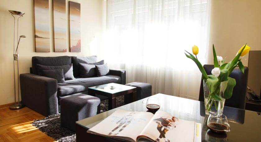 online rezervacije Basco Silicon Valley Apartments
