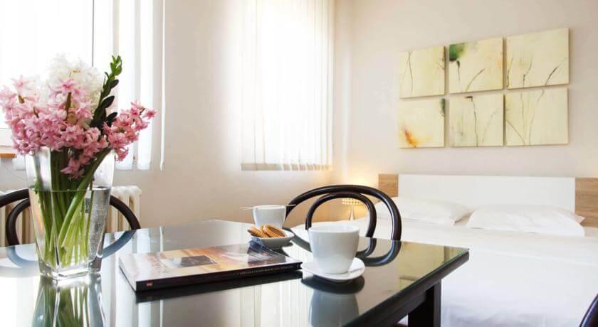online rezervacije Basco Skadarlija Bohemian Apartments