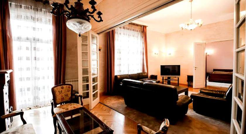 online rezervacije B&B Hedonist Central Suites
