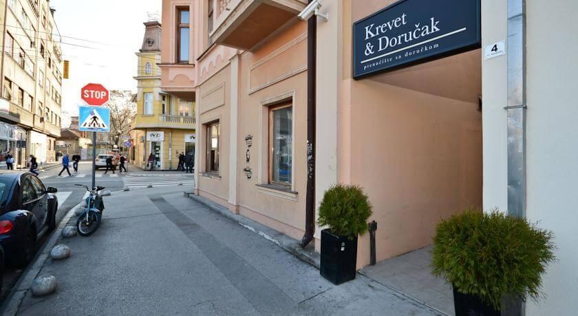 online rezervacije B&B Krevet & Doručak