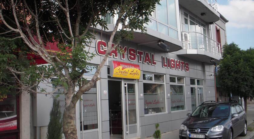 online rezervacije Bed and breakfast Crystal Lights