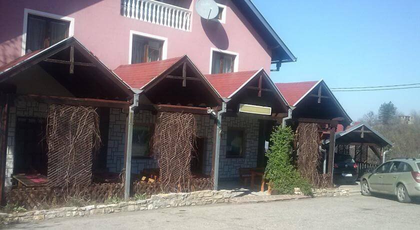 online rezervacije Bed and Breakfast Lazarev Konak