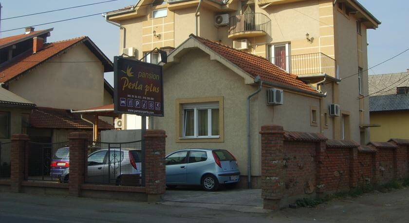 online rezervacije Bed and Breakfast Perla