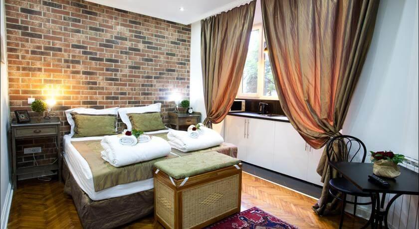 online rezervacije Belle Apartments Belgrade