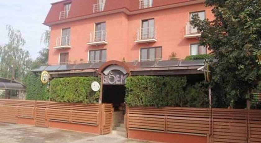 online rezervacije Boem Hotel