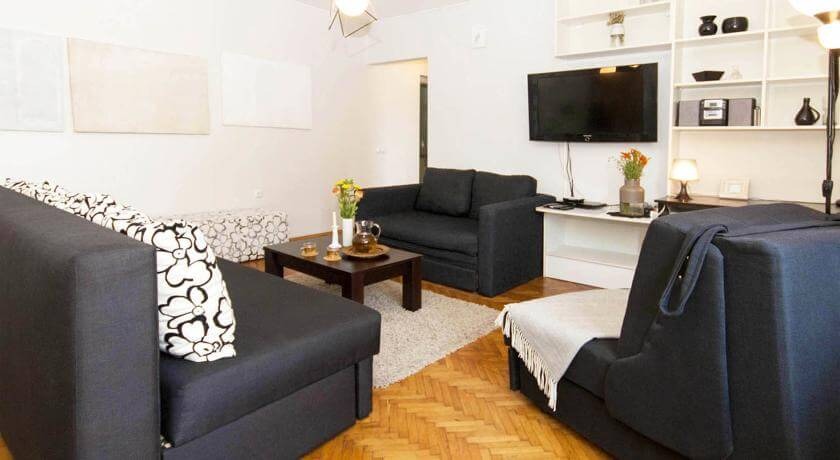 online rezervacije Central Apartment Hip & Spacious