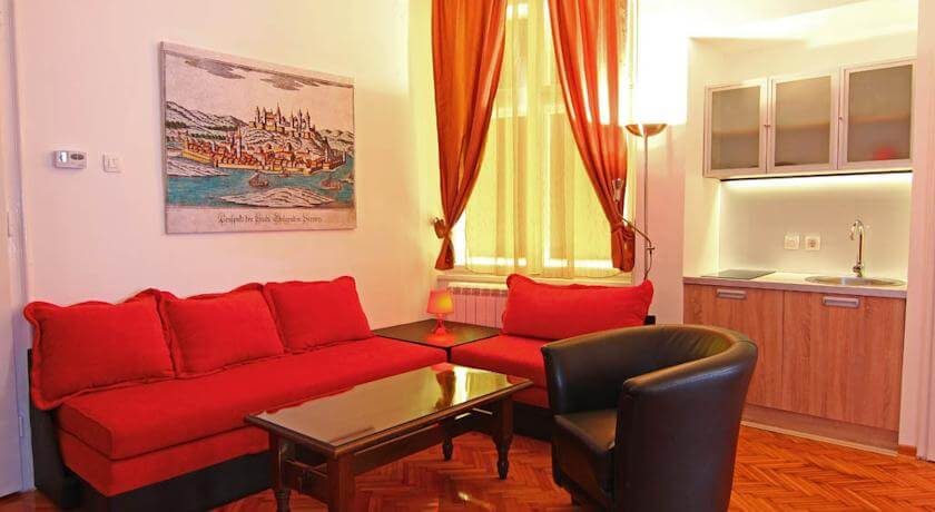 online rezervacije Central Apartments