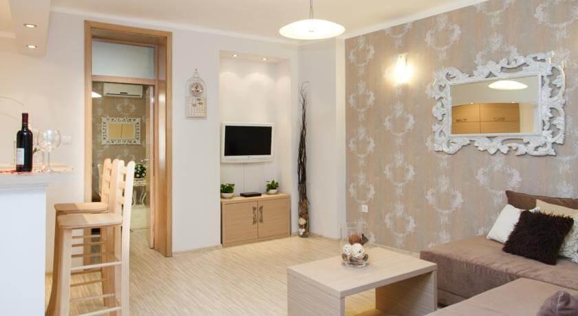 online rezervacije Central Bussines Apartment