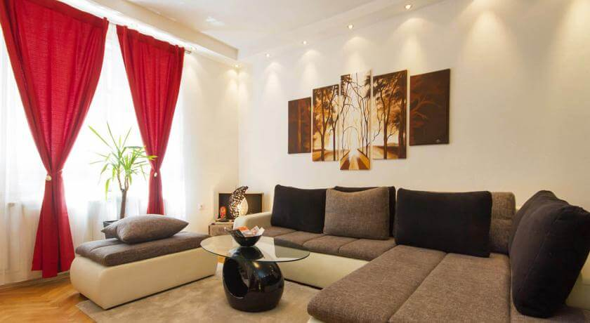 online rezervacije Central Obilićev venac Apartment