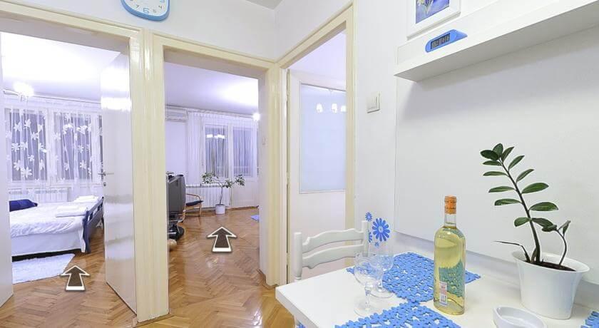 online rezervacije Chillout Apartmani Beograd