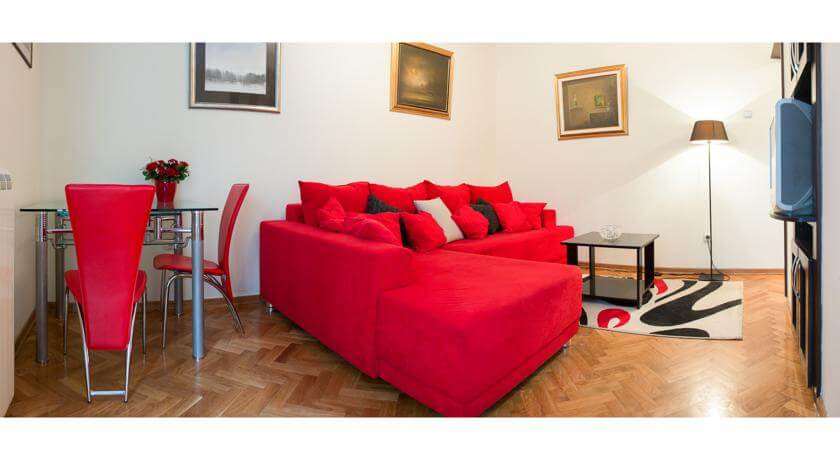 online rezervacije City Center Cozy Apartment