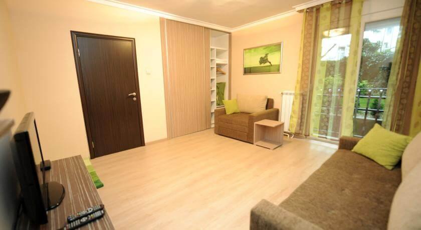 online rezervacije City Garden Apartment