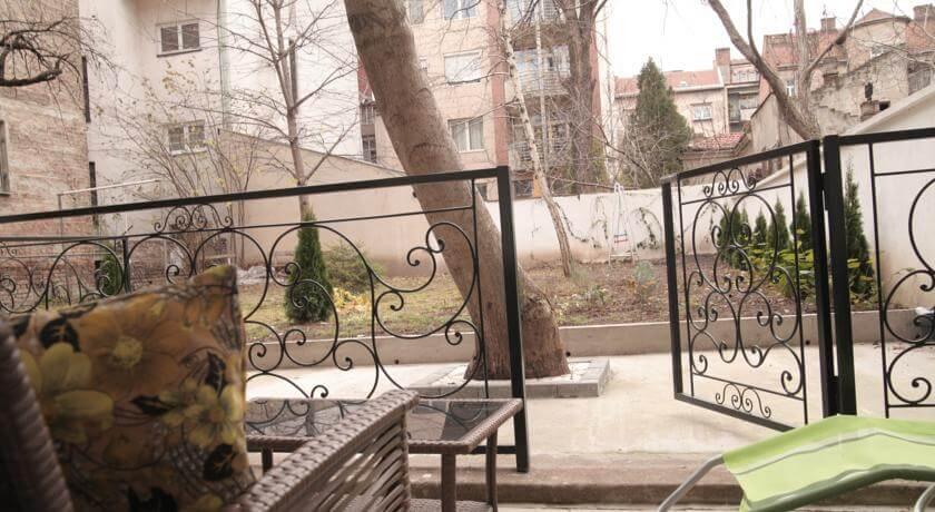 online rezervacije Cozy App with Garden