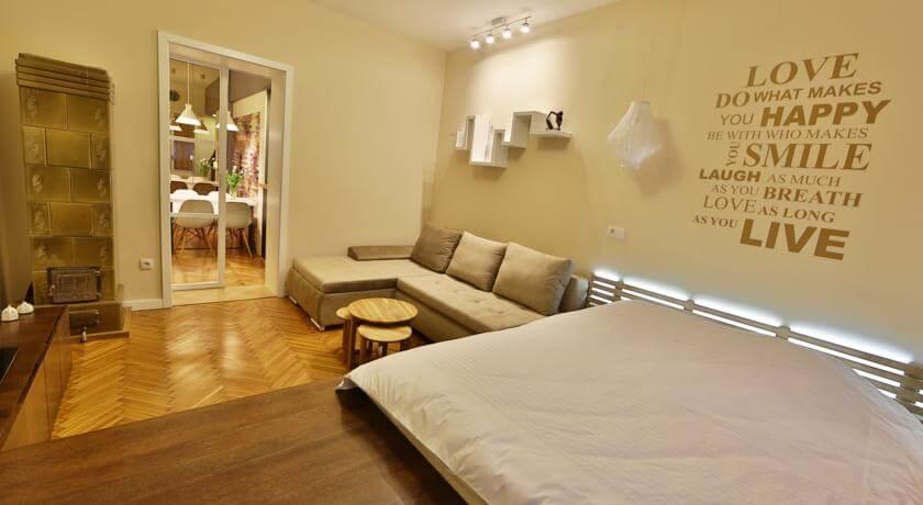 online rezervacije Design Apartment Rige od Fere