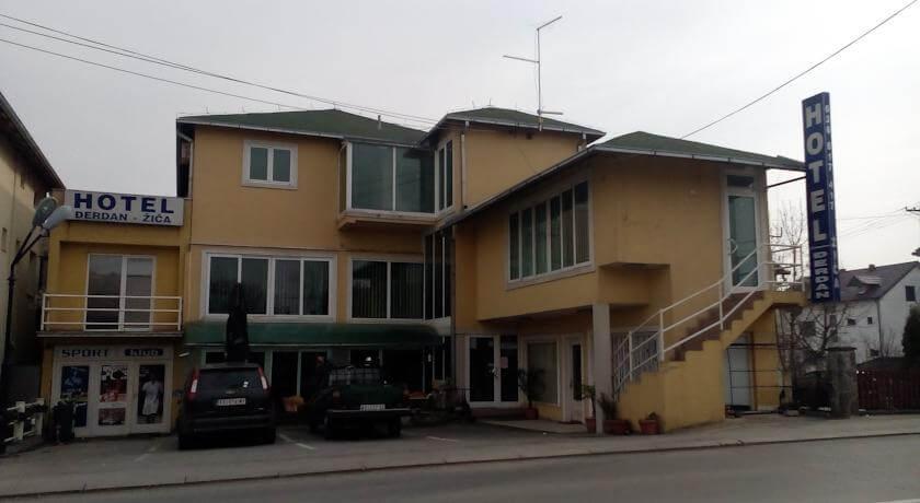 online rezervacije Djerdan Hotel