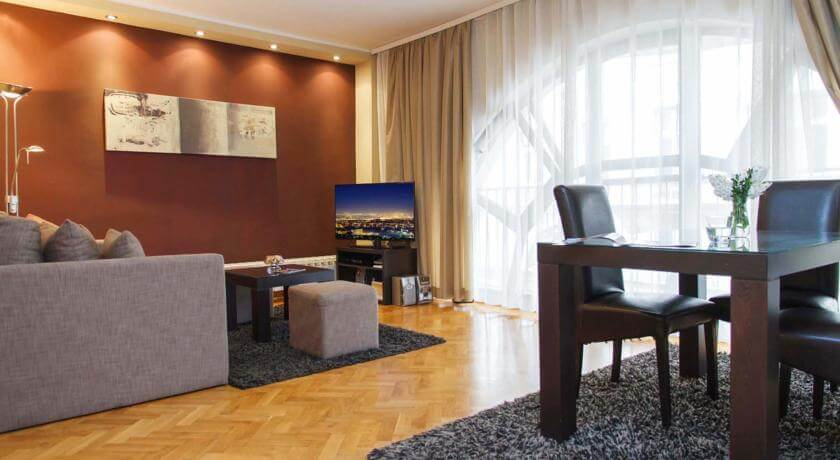 online rezervacije Downtown Apartment Little Bay