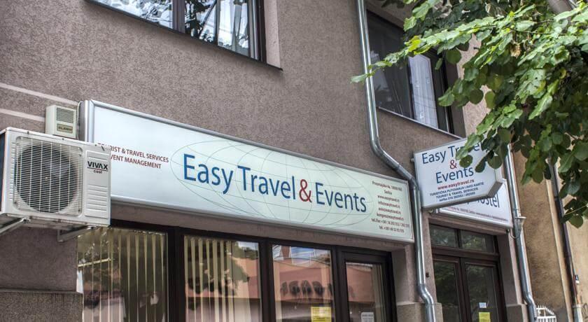 online rezervacije Easy Hostel