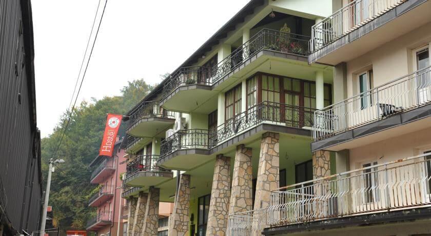 online rezervacije Eco Hostel Republik