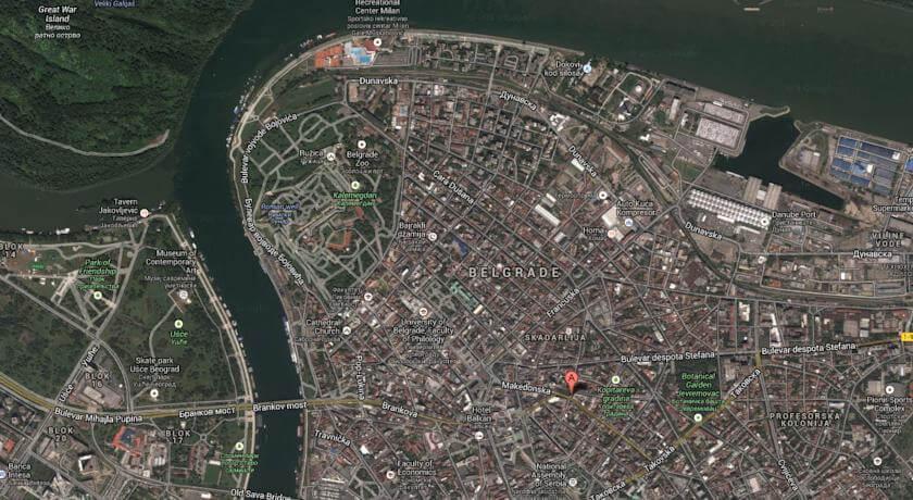 online rezervacije Family Apartments Belgrade
