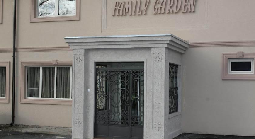 online rezervacije Family Garden