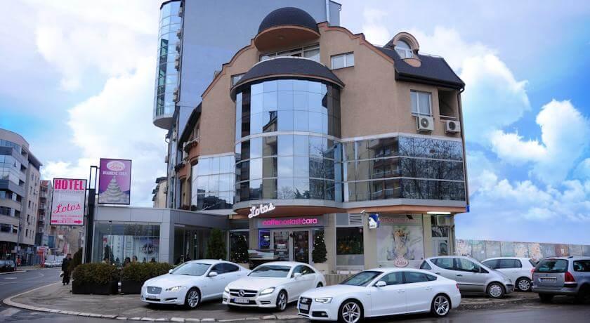 online rezervacije Garni Hotel Lotos