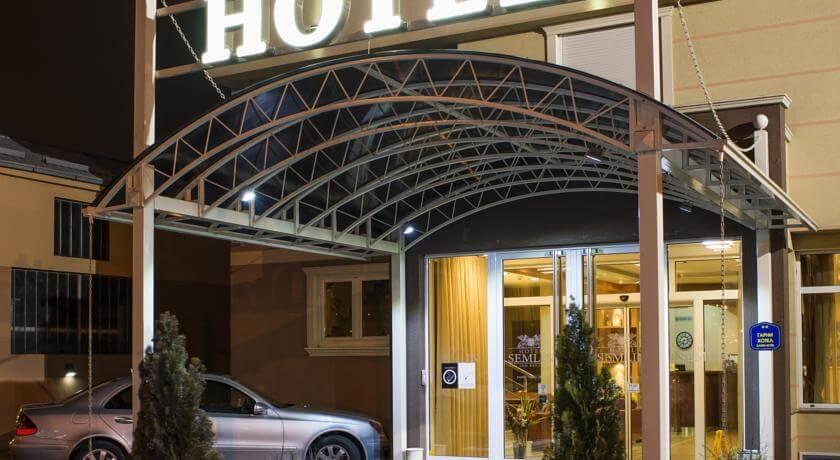 online rezervacije Garni Hotel Semlin B&B