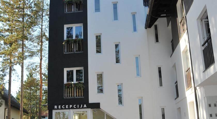 online rezervacije Garni Hotel Šimšir