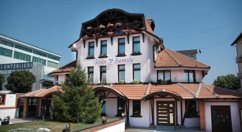online rezervacije Garni Hotel Villa Family