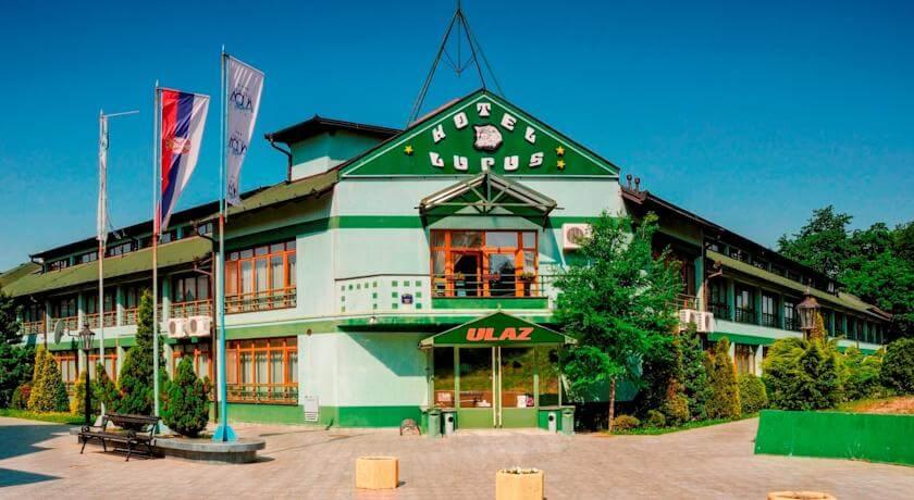 online rezervacije Garni Lupus Hotel