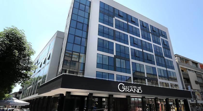 online rezervacije Grand Hotel Niš