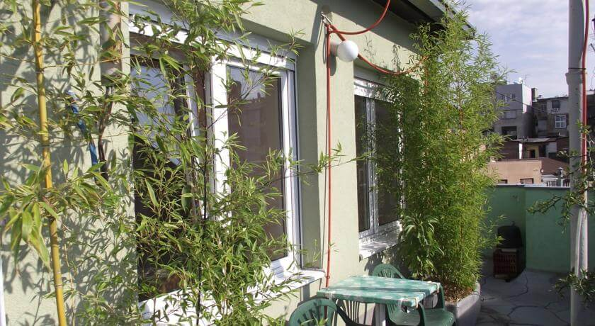 online rezervacije Green House Apartment Skadarlija