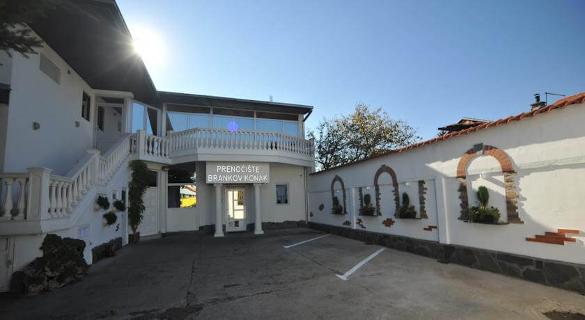 online rezervacije Guest House Brankov Konak
