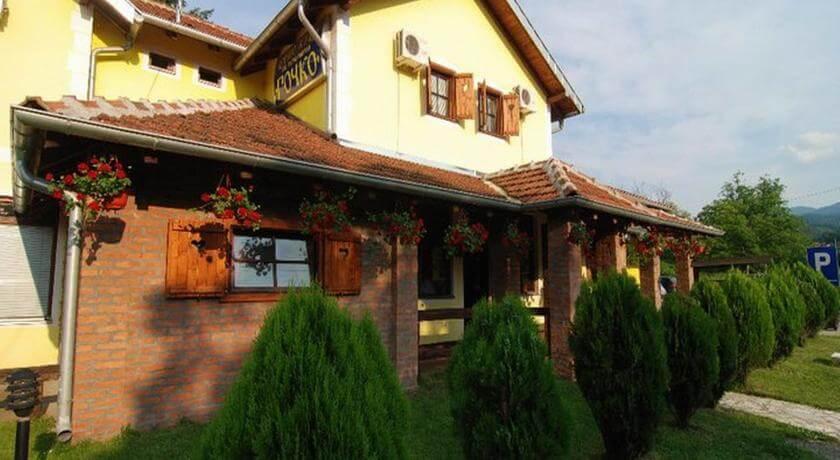 online rezervacije Guest House Gocko