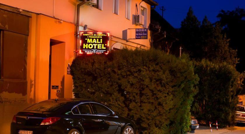 online rezervacije Guest House Mali hotel