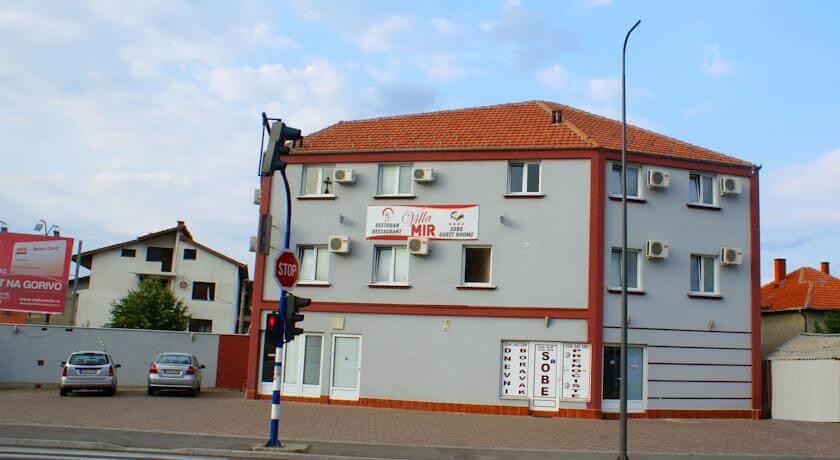 online rezervacije Guest House Villa Mir
