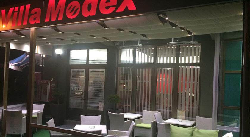 online rezervacije Guesthouse Villa Modex