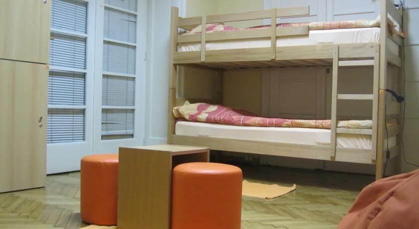 online rezervacije Habitat Hostel