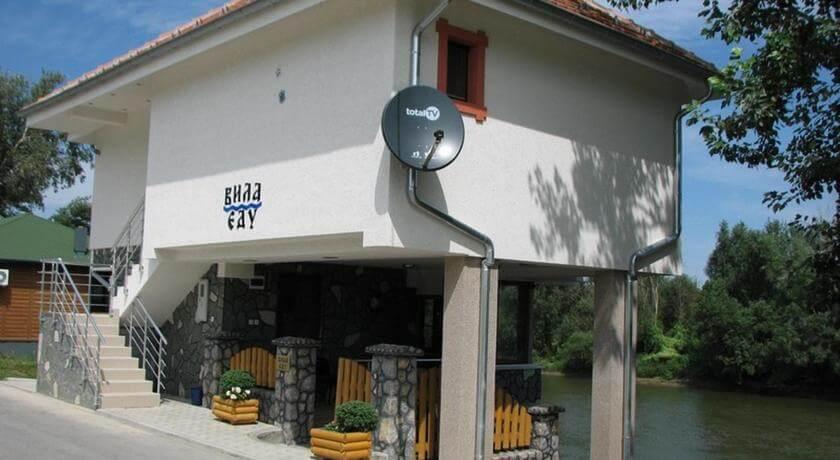 online rezervacije Holiday home Vila Edu